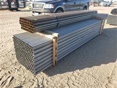 Behlen Galvanized Round Steel Tubing