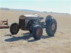 Ford Jubilee 2WD Tractor