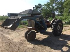 1957 Ford 960 2WD Tractor W/Loader