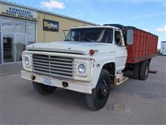 1968 Ford F-600 Grain Truck