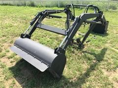 Simplicity Legacy XL Black Compact Tractor Loader