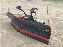 Hiniker Pickup Snow Plow Attachment