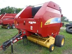2008 New Holland BR7090 Big Round Baler