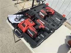 Snap-On Cordless Impact Tools
