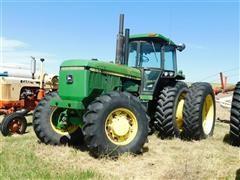 1988 John Deere 4850 MFWD Tractor