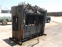 2007 Moly MFG Silencer Commercial Pro Electric Over Hydraulic Squeeze Chute