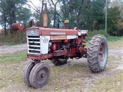 1962 Farmall 560 2WD Diesel Tractor