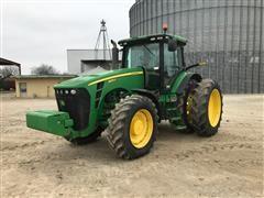 2010 John Deere 8295R MFWD Tractor