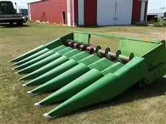 John Deere 643 8×22 Corn Head