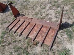Farmhand F11 Loader Bucket Manure Tine Plate