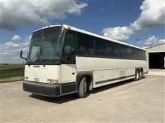 1995 MCI 102-DL3 55-Passenger Bus
