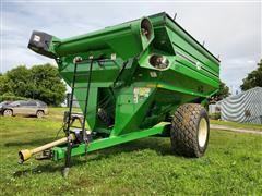 2004 J&M 875-18 Grain Cart