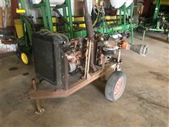 Berkeley Propane-Powered Booster Pump W/Chevrolet Engine