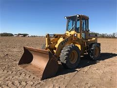 John Deere 444E 4WD Wheel Loader
