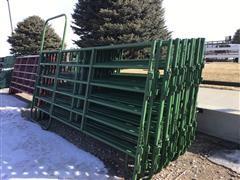Powder River 12' Panels & Combo Panel W/Walk Thru Gate