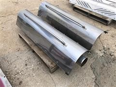 Peterbilt Muffler Guards