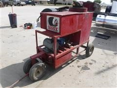 Sioux 355-H Diesel-Fired Hot High Pressure Washer