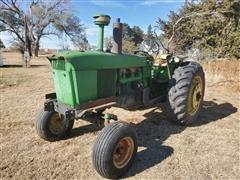 1961 John Deere 4010 2WD Tractor (INOPERABLE)