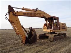 1986 Case 1080B Excavator