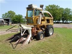Field Queen FQ Self-Propelled Forage Harvester