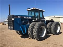 1991 Ford/Versatile 846 4WD Tractor