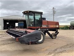 Hesston 8250S Windrower