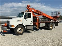 2002 Sterling Acterra M7500 Bucket Truck