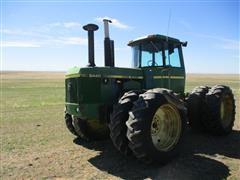 1982 John Deere 8440 4WD Tractor