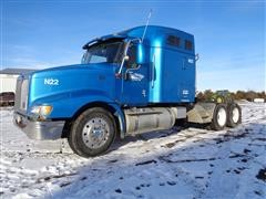 2000 International 9400i Eagle SBA T/A Truck Tractor