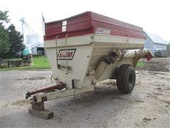 Bjm HW4500 Harvest Wagon Grain Cart