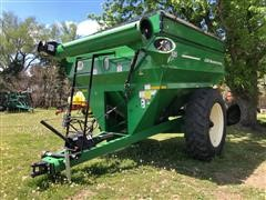 J&M 535-14 Grain Cart