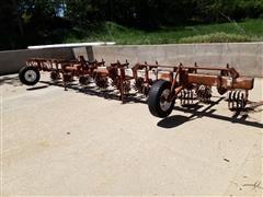 Lilliston Lehman 8-Row Rolling Cultivator