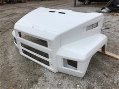 Mack Truck Fiberglass Hood