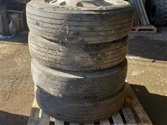 Bridgestone 285R24.5 Truck Tires