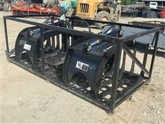 "2019 TMG 84"" Skeleton Grapple Bucket Attachment"