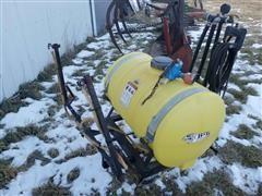 B&B PT55RM 55-Gallon 3-Point Sprayer