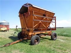 Richardton Multi Purpose Side Dump Forage Wagon