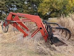 Great Bend 860 Loader w/ Grapple