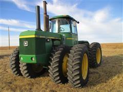 1980 John Deere 8440 4WD Tractor
