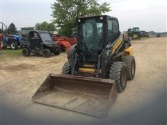 2015 New Holland L218 Skid Steer