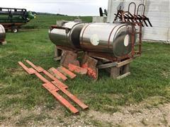 Chem-Farm Saddle Tanks
