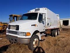 2004 Sterling Acterra Garbage Truck