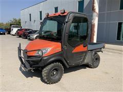 2009 Kubota RTV1100 4x4 Full Size Utility Vehicle