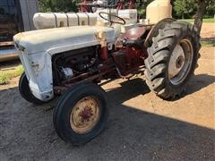 1954 Ford NAA Golden Jubilee 2WD Tractor
