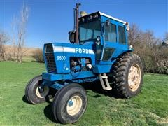 1975 Ford 9600 2WD Tractor
