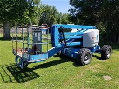 2000 Genie Z-45/25 4x4 Power Boom Lift