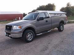 2005 Ford F150XLT 4x4 Extended Cab Pickup