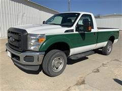 2013 Ford F250XL Super Duty 4X4 Pickup