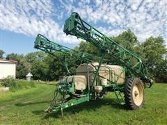 Great Plains TSF1290 90' Pull-Type Sprayer
