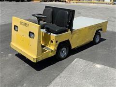 2015 Columbia BC2-L-48 Flatbed Cart